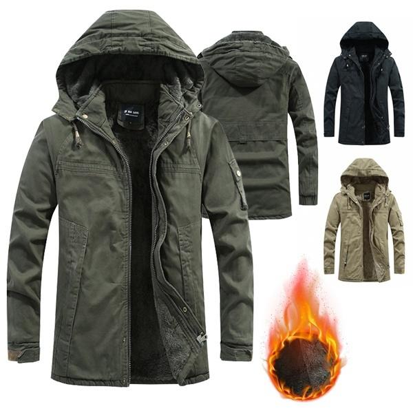 keepwarmjacket, parkamen, Winter, giubbottiuomo