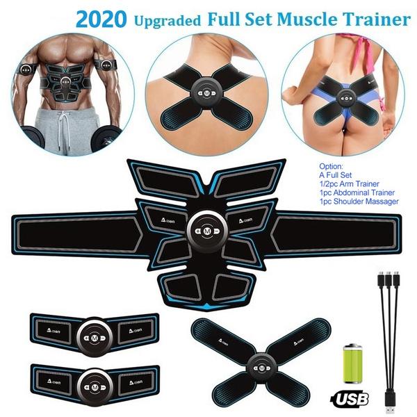 emsmuscletoner, emstraining, fitnessquipment, Muscle