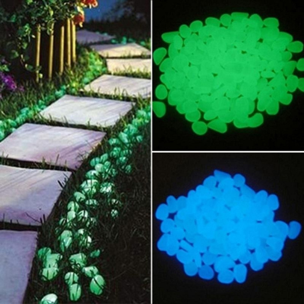 luminousglowstone, pebblesstone, Colorful, lightingpebblesstone