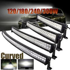 jeeplight, Lighting, curvedledlightbar, offroadtrucklightbar