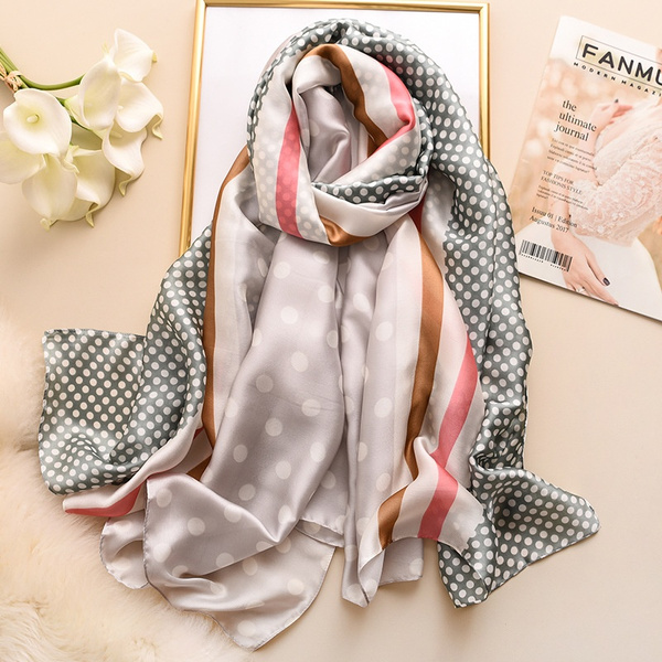 scarf silk, Scarves, women scarf, Summer