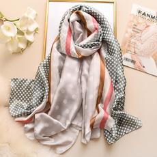 scarf silk, Scarves, women scarf, Summer