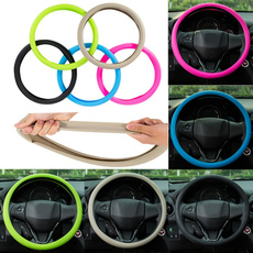 Silicone, Cars, Cover, steeringwheel