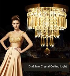 ledcrystalchandelier, led, lustre, Modern