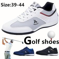 golfshoesmen, Waterproof, professionalgolfshoe, leather
