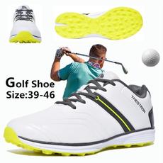 Sport, Golf, Waterproof, professionalgolfshoe