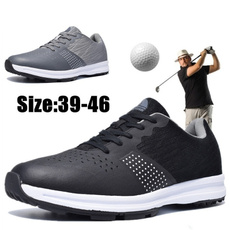 Golf, Waterproof, adultgolfshoe, Running Shoes
