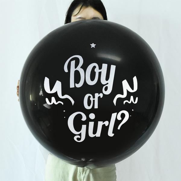 boyorgirlballoon, latex, party, 36inchballoon
