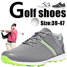 casual shoes, Outdoor, golfshoesmen, Waterproof