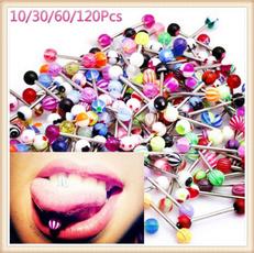 rainbow, surgicalsteel, Fashion, Jewelry