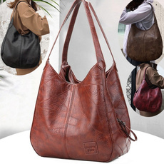 Shoulder Bags, Designers, Capacity, PU Leather