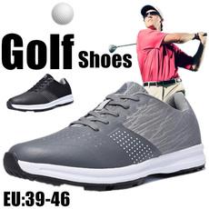 Golf, Waterproof, professionalgolfshoe, adultgolfshoe