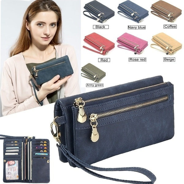 wallets for women, Fashion, Wallet, leather