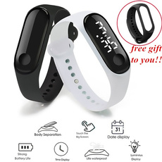 Bracelet, Touch Screen, Fashion, led