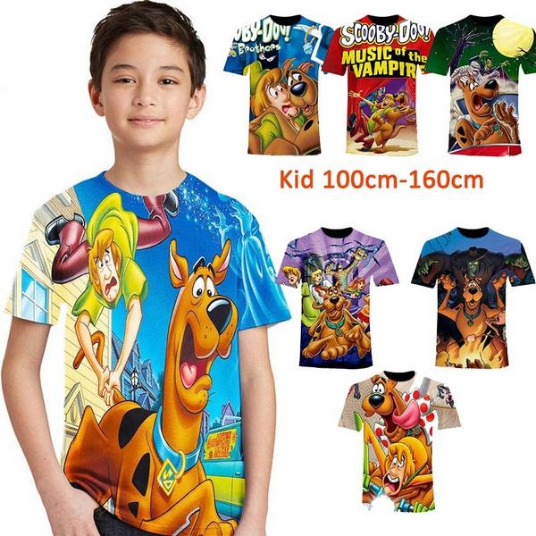 Funny, Shirt, Boy, Novelty