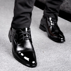 Fashion, England, leather shoes, leather
