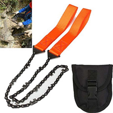 campsaw, hikingtool, Chain, camping