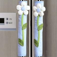 Home Supplies, Door, Home Decor, refrigeratorcover