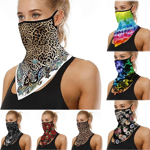 maskforadult, Necks, duskproof, Leopard
