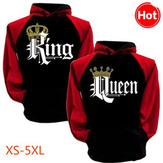 Couple Hoodies, hoodiesformen, Poker, loverssweater