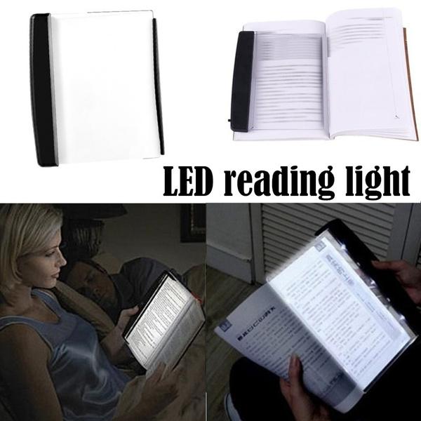lightflat, techampgadget, led, bookreadinglight