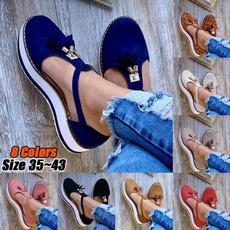 Fashion, flatsandal, sandals for women, breathable shoes