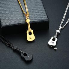 Jewelry, memorialkeepsakenecklace, asherurnnecklace, Guitars