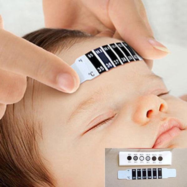 forehead, Head, fever, temperaturemeasurement