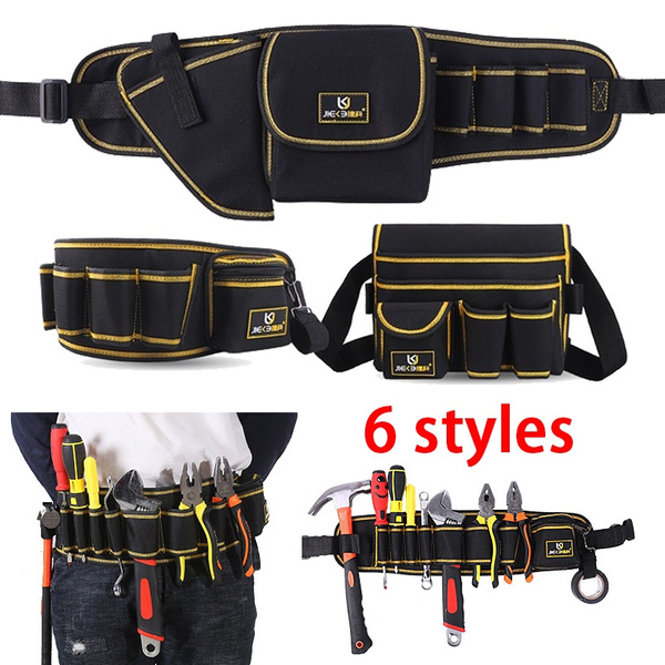 toolsbag, Waist, Storage, electriciantool