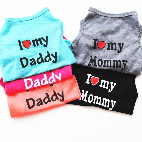dog clothing, Vest, small pet clothes, Food