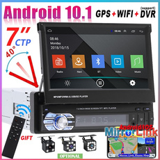 caraudioplayer, Touch Screen, Bluetooth, usb