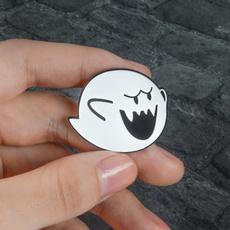 ghost, Kawaii, Jewelry, Pins