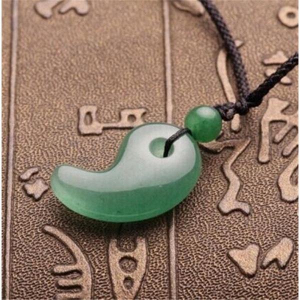 crystal pendant, donglingjade, Jewelry, taichi