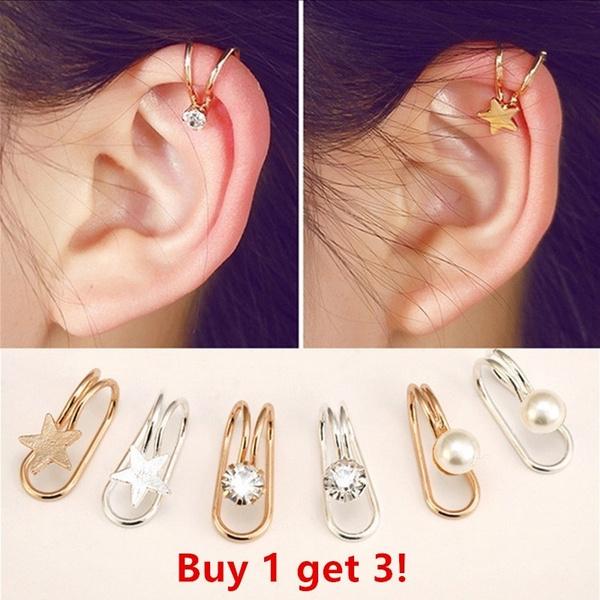 DIAMOND, Star, Jewelry, piercing