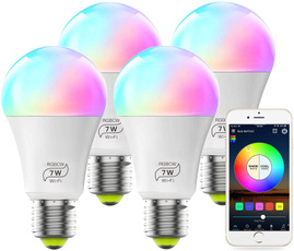 smartlightbulbworkswithgooglehome, led, magiclight, Home & Living