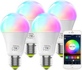 smartlightbulbworkswithgooglehome, led, magiclight, Дім і побут