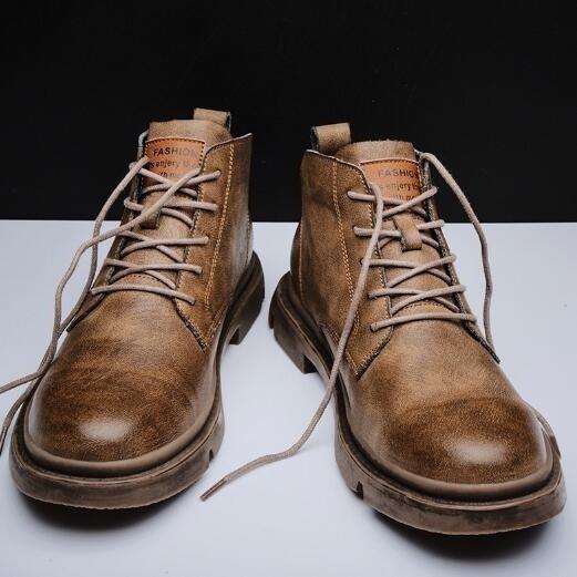 Martin Boots Men's British Retro Men's