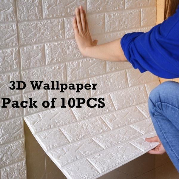 Decor, brickpattern, decorsticker, 3dwallpaperwallpaper