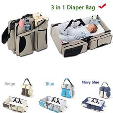 Baby, 3in1babybag, Fashion, Shower