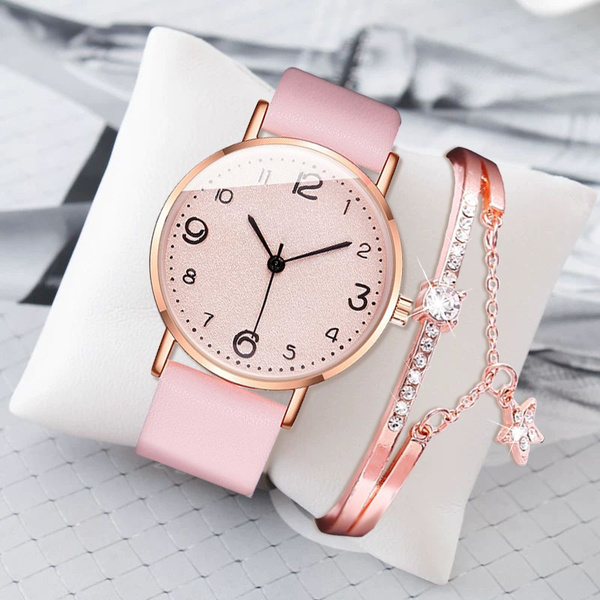 simplewatch, Fashion, Ladies Watches, leather strap