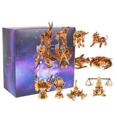 saintseiyaanimefigure, juunikyuuhenikkinendoroid, gold, saintseiyamythclothgoldactionfigure