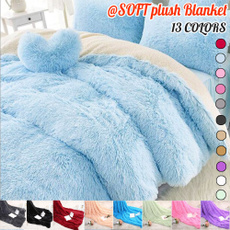 Fleece, Plush, Winter, Sofas