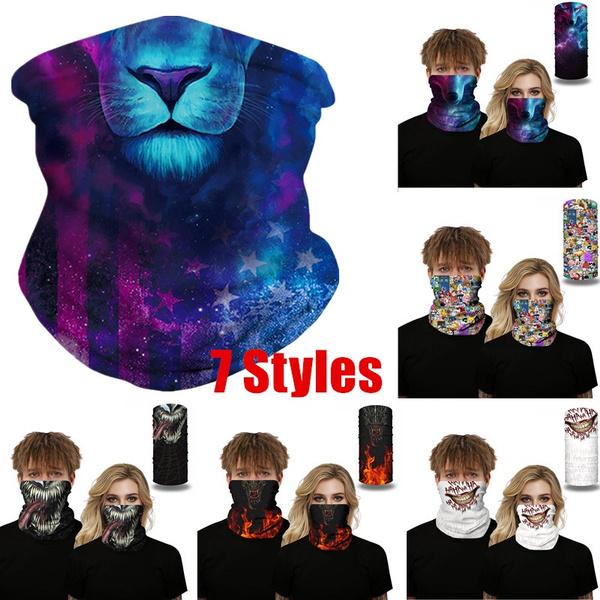 magicscarf, women scarf, Cycling, motorcyclemask
