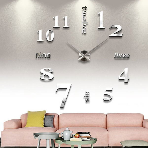 decoration, Modern, wallclockslarge, Office