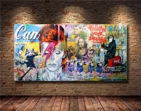 canvasprint, Superhero, Home Decor, walldecoration