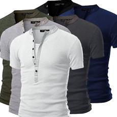 Mens T Shirt, summer t-shirts, Necks, comfytshirt