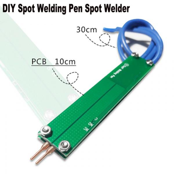 18650 Battery Spot Welding Pen DIY Integrated Handheld Spot Welder Accessory