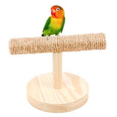 perch, Toy, Parrot, parrotwoodentabletop