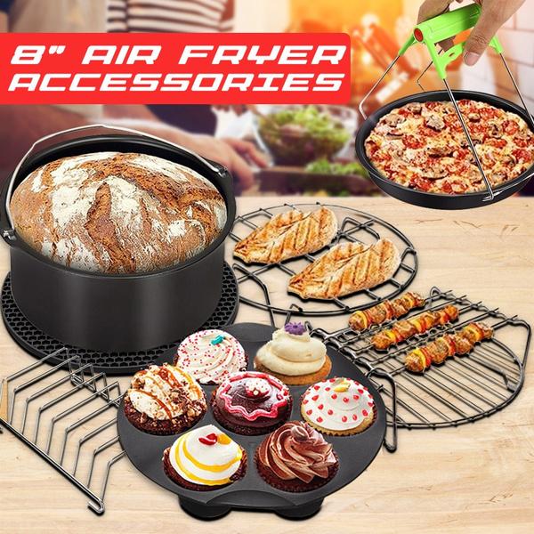 Grill, cakebarrel, pizzatraypot, airfryer