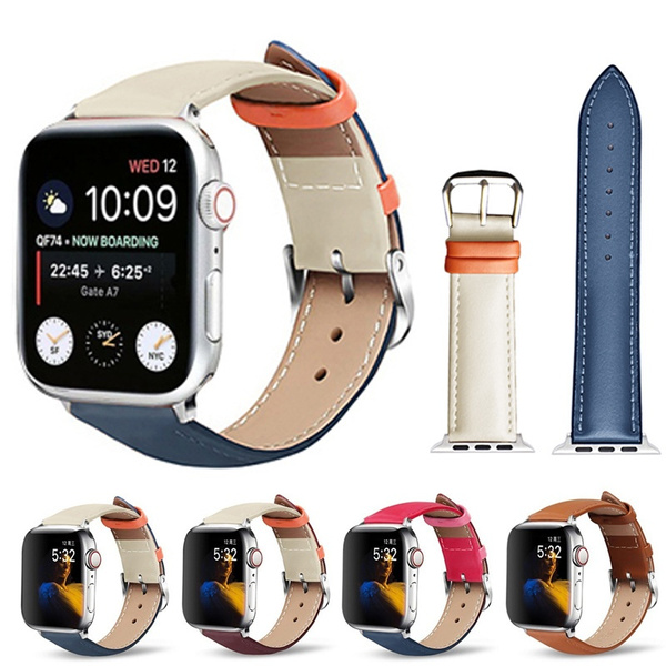 genuineleatherband, applewatch, Sports & Outdoors, leather strap